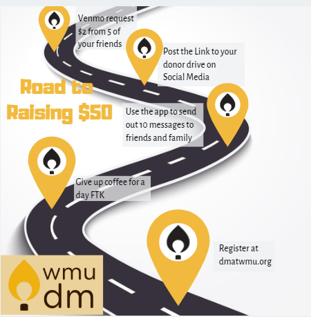 DM at WMU Roadmap